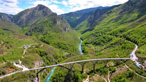 Каньонът на река Тара, Черна гора