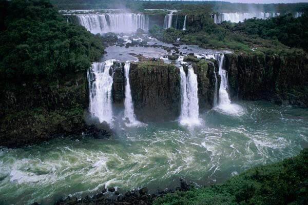 Националния парк Игуасу, Аржентина
