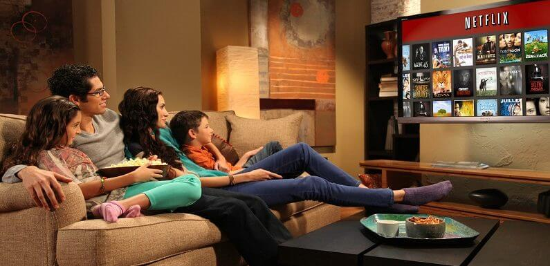 гледане-на-филм-семейно