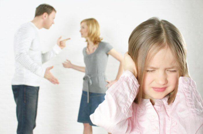 Как да говорим с децата за развода