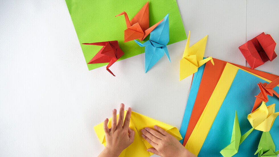 Изкуството оригами – чудеса от хартия