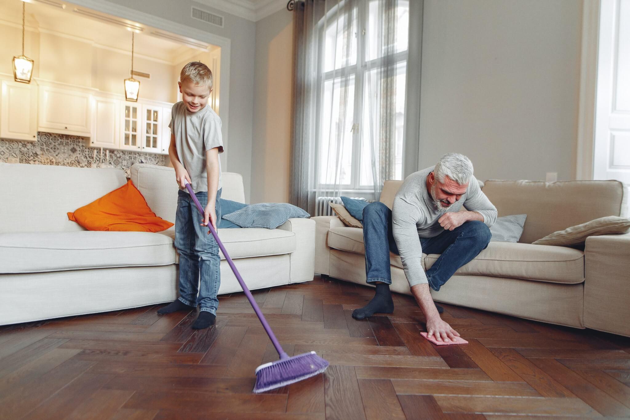 Как да почистим дома си, докато сме в самоизолация