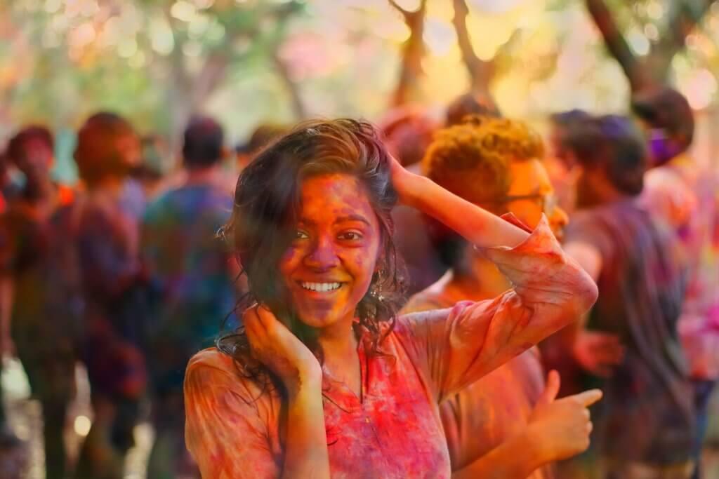 holi-india