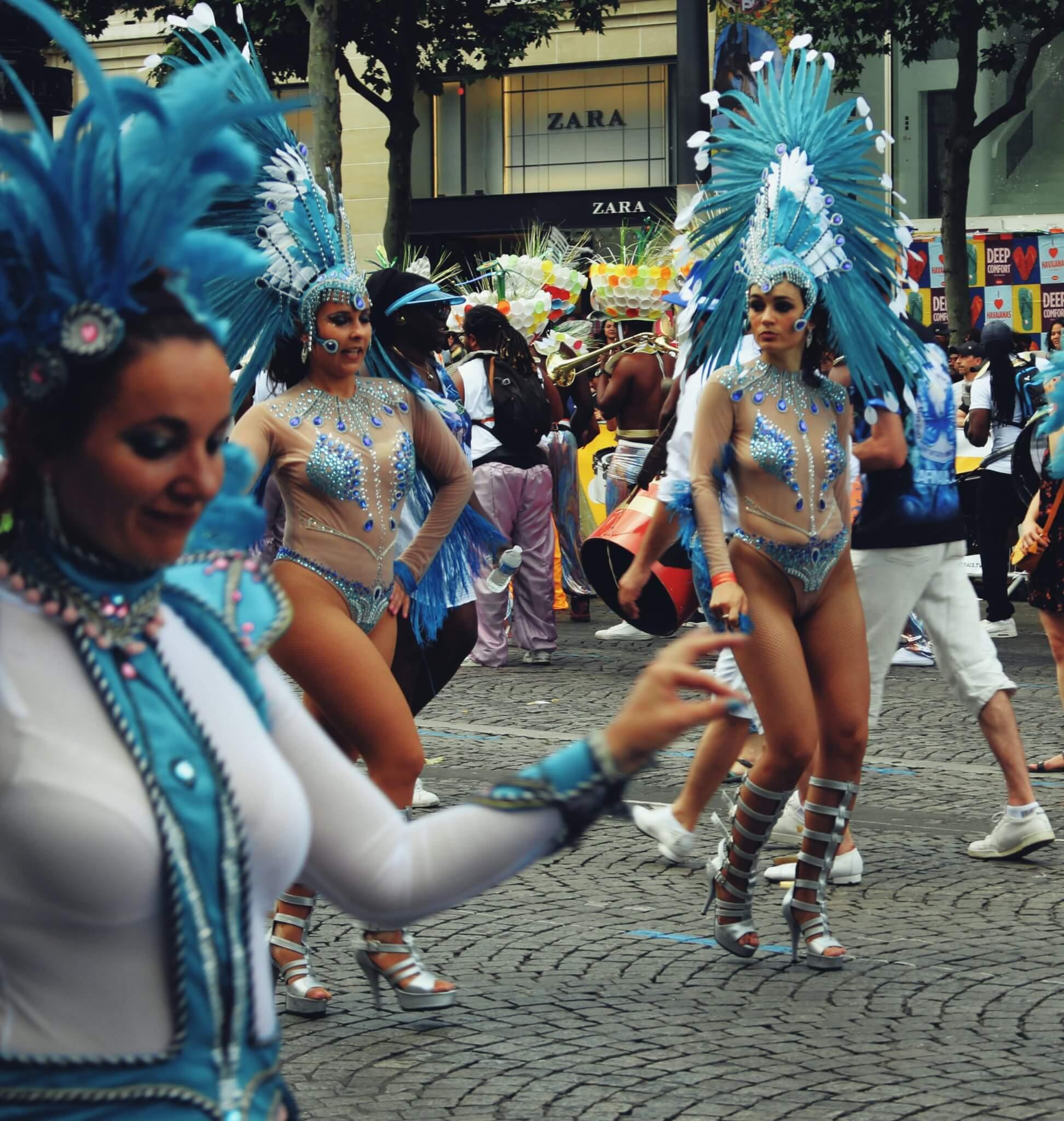 Най-впечатляващите фестивали в света