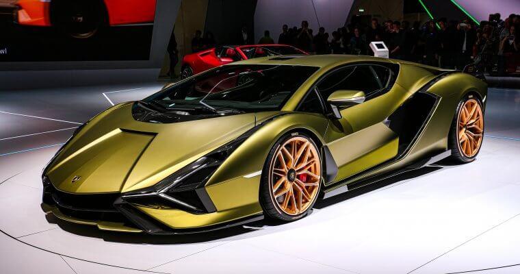Топ 4 на най-яките спортни автомобили в света